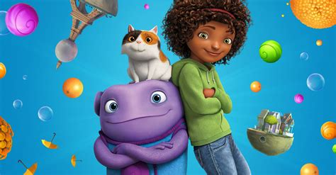 Home a 2015 movie images Home Oh HD wallpaper and