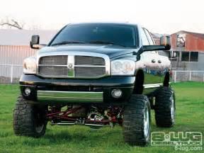 Dodge Trucks Lifted Lifted Dodge Ram 2500