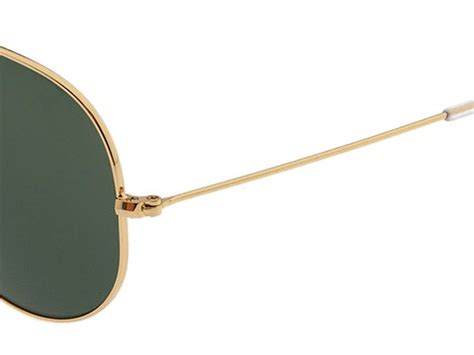 Tyes Glasses Ban Aviator Serial 3026 ban aviator rb 3026 gold sunglasses l2846 62mm lg ebay