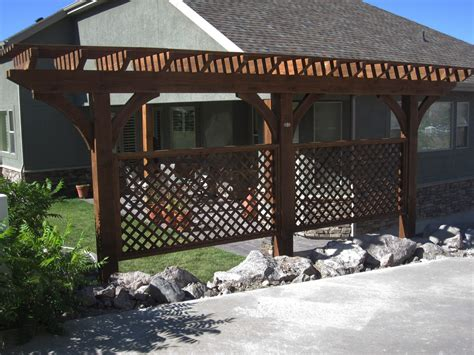 What Outdoor Structure Are You Looking For Western Pergola Or Trellis