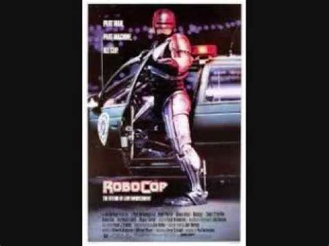 theme music robocop robocop 1987 theme full youtube