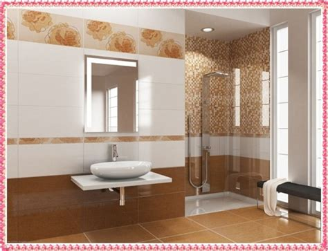 Color Of Tiles For Bathroom by 24 Beautiful Bathroom Wall Design Ideas For Your