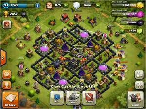 Th9 Farming Base Without Xbows » Home Design 2017