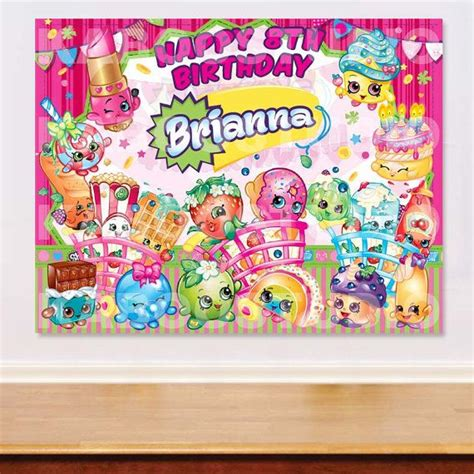 printable shopkins poster 1000 images about haileys 7th bday on pinterest
