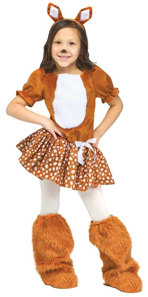 Sweet Deer Baby Costume by Sweet Fawn Toddlers Costume As An Animal Costume For