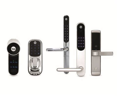 Smart Lock Door Knob by The Smart Lock Revolution Coming Right Now To A Home Near You