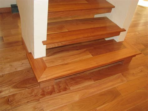 Hardwood Flooring On Stairs Amendiom Hardwood Floor And Stairs Modern Staircase San Francisco By Precision Flooring
