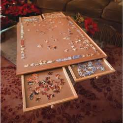 Superb Jigsaw Puzzle Tables With Drawers #6: 9500_main_400x400.jpg