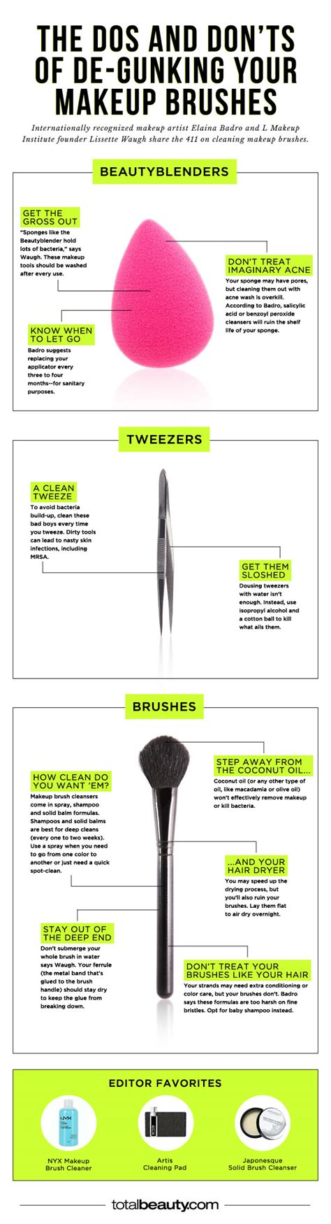 how to clean makeup brushes you mugeek vidalondon