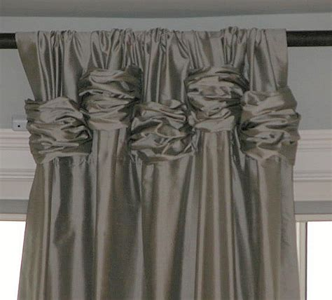Basket Weave Curtains Basketweave Draperies In Bow Window Up Canopies And Curtains Pinterest Bow Windows