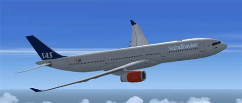 Modified A Frame House project opensky a330 300 for fsx