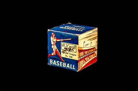 League Original No Box box only r k and b sports goods official league