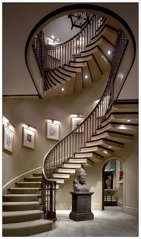 Grand Stairs Design 303 Best Grand Staircases Entrances Images On Pinterest Stairs Grand Staircase And Architecture