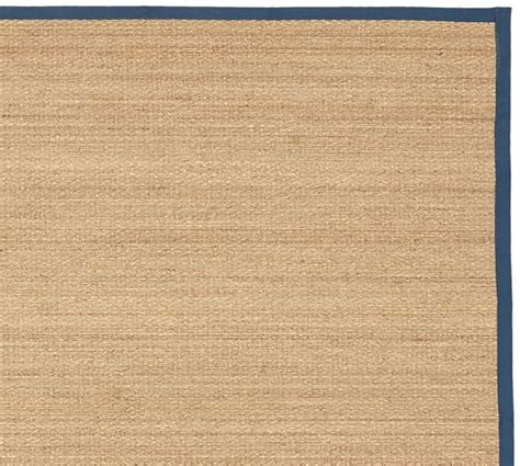 Custom Seagrass Rug by Fibreworks 174 Custom Seagrass Rug Swatch Pottery Barn
