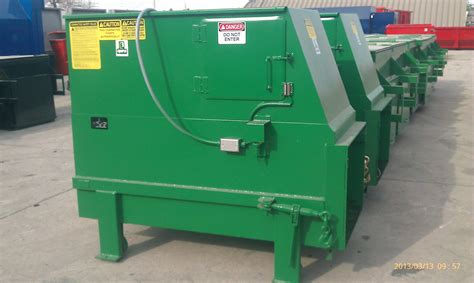 trash crusher 100 trash crusher 30 gallon durable and