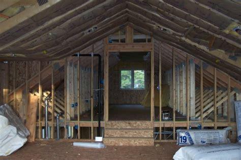 bonus room trusses patella residence exploring a roughed in structure evstudio architect engineer denver
