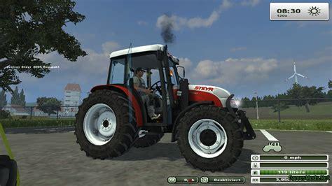 mods farming simulator 2013 games mods net steyr kompakt 4095 v 1 0 187 gamesmods net fs17 cnc fs15