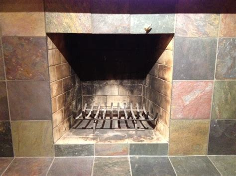 what to do with fireplace tile what to do with square fireplace opening