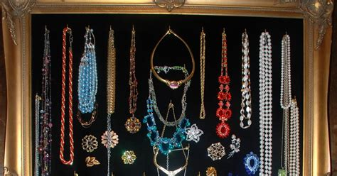 make your own jewelry display autumn aire how to make you own jewelry display frame
