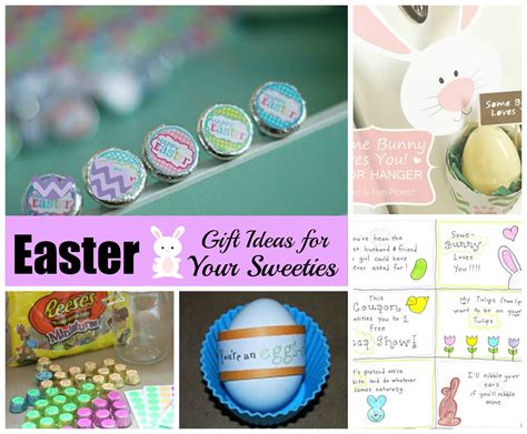 diy easter gifts easter diy gift ideas for your sweeties spouse and kids