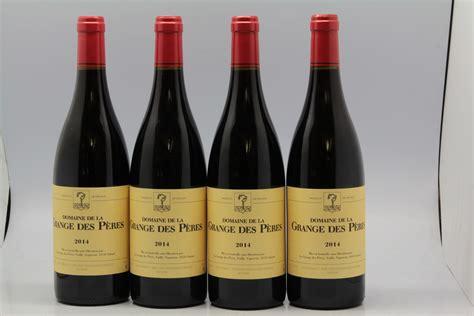 grange des peres grange des p 232 res 2014 vins millesimes