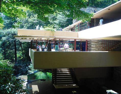 sulla casa perch 232 visitare la casa sulla cascata di frank lloyd