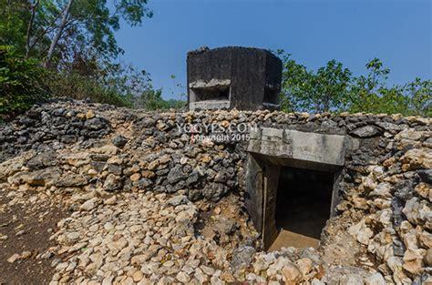 salah satu gua logistik  komplek gua jepang gua jepang
