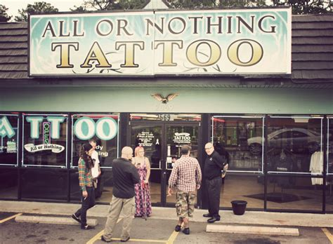 tattoo shops in atlanta form ink lists