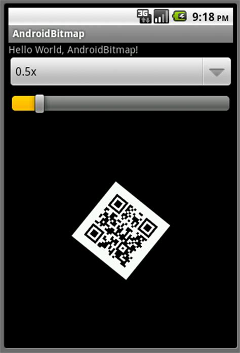 android layout xml rotate android er rotate bitmap image using matrix