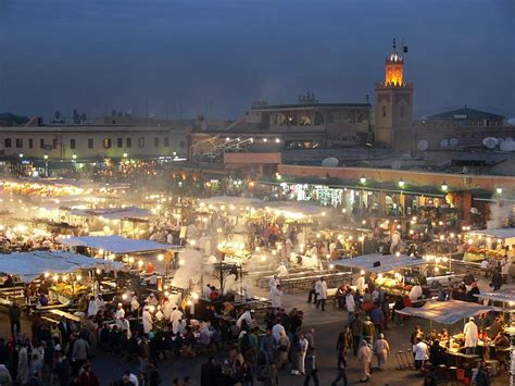 morocco city morocco marrakech holiday and travel europe
