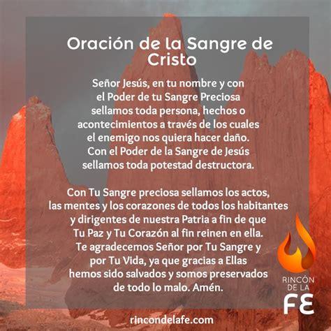 imagenes de jesucristo oracion image gallery la sangre de cristo