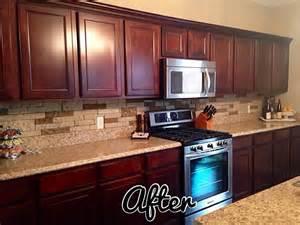 Kitchen Backsplash Sealer Airstone Back Splash Apply A Sealer In Areas Where