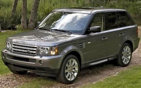 2009 land rover 2009 land rover range rover sport information and photos