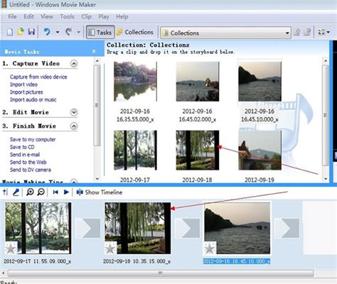 tutorial to windows movie maker comment utiliser le logiciel windows movie maker pour