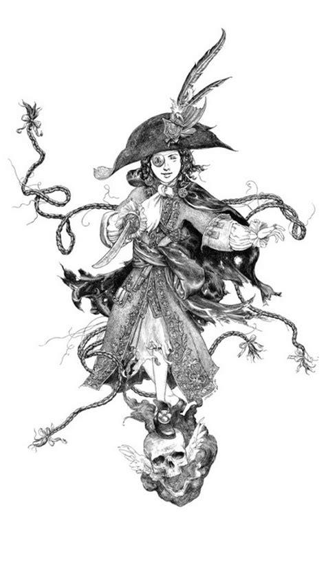 La Fille Maudite Du Capitaine Pirate, de Bastian (la