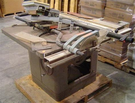 Delta Unisaw Table Saw by Rockwell Delta Manufacturing Unisaw Table Saw And Fence System Parts Ebay