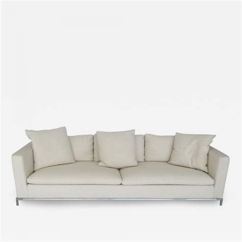 b b italia george sofa antonio citterio george sofa by antonio citterio for b b
