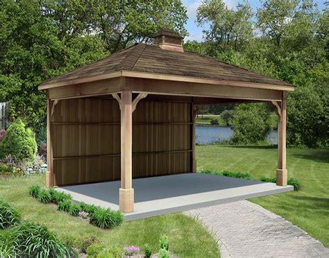 open gazebo cut cedar single roof open rectangle gazebos