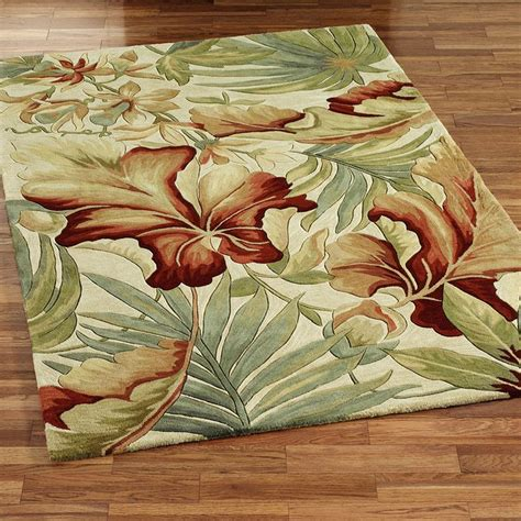 tropical accent rugs tropical accent rugs paradise haven 99 best rugs that make a room images on pinterest area