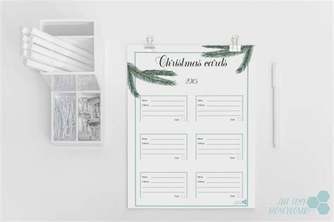 free printable christmas index cards christmas cards 2015 free christmas planner the tiny