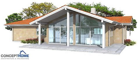 affordable home plans modern house plan ch146 affordable home plans modern house plan ch146