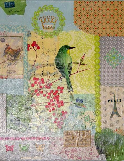 Decoupage A Wall - decoupage wall decoupage