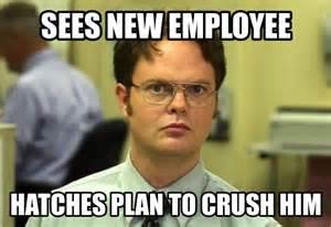 Employee Meme - onboarding tips for your new employee funny pinterest