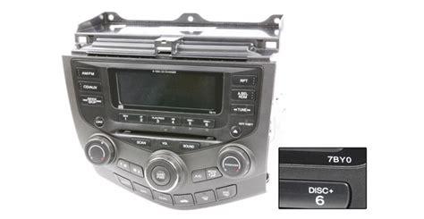 radio code 2006 honda accord free shipping on a 1994 2012 honda accord radio or cd