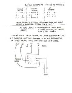 reversing switch diagram wire diagrams easy simple detail ideas general exle dayton electric