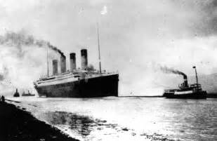 in what year did the titanic sink no the moon did not sink the titanic the atlantic