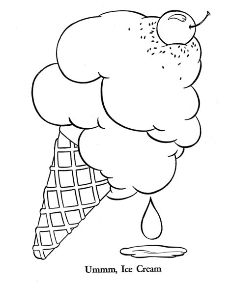 coloring page ice cream sundae ice cream sundae coloring page coloring home