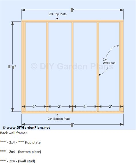 Free 12x12 Shed Blueprints by Shed Plans Free 12x12 Netting For Troline Lidya