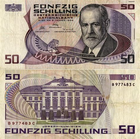 schilling bank physicists on banknotes page five jacob bourjaily