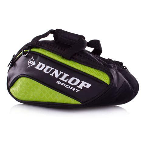 dunlop biomimetic tour mini tennis racquet bag